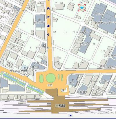 かたらいの道 地図3