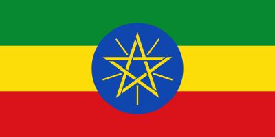 国旗 エチオピア