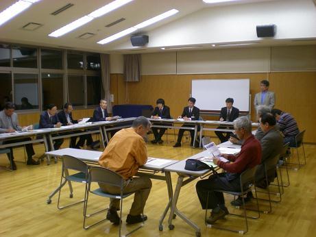 金沢学生の町推進条例打ち合わせ会
