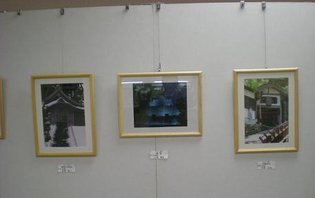 入選作品「城跡・辰巳櫓石垣」