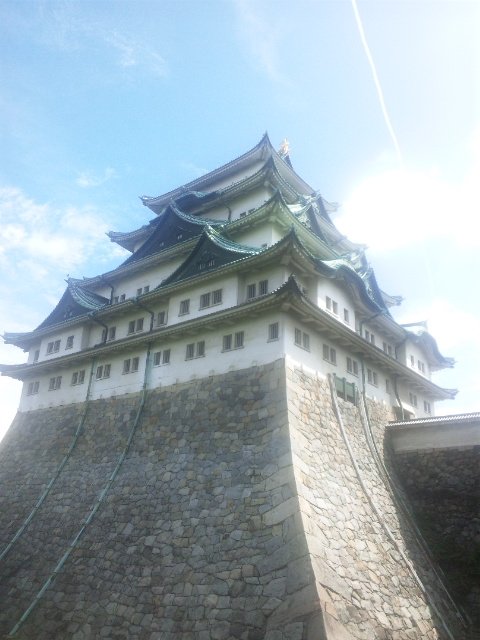 名古屋城天守