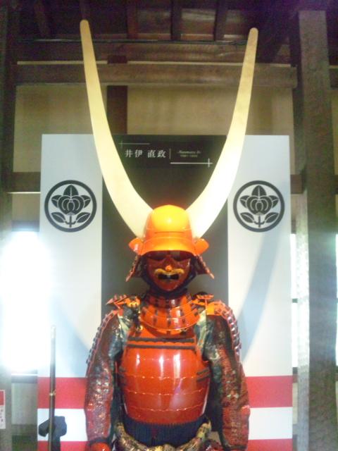 井伊直政の鎧