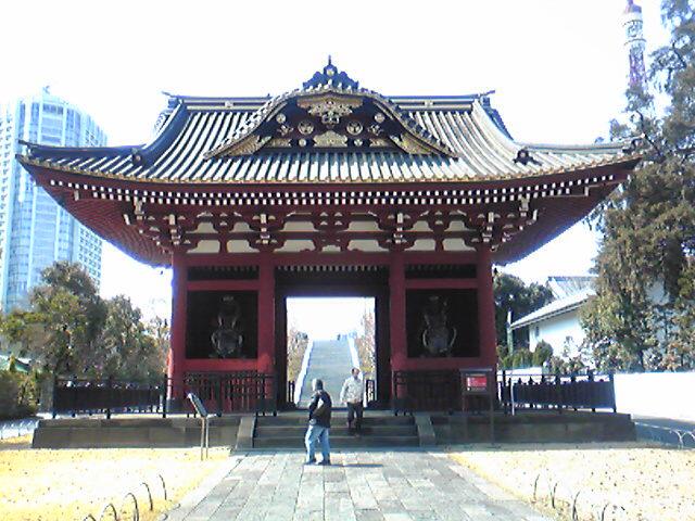 台徳院霊廟