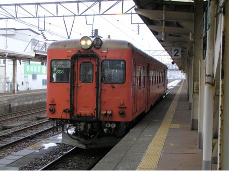 キハ52-156
