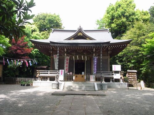 深大寺31 青渭神社