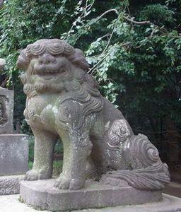 石神井氷川神社7