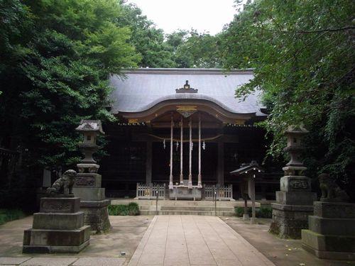 石神井氷川神社3