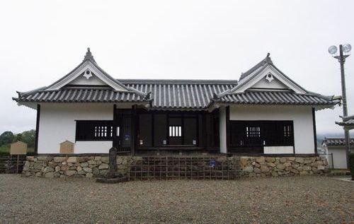 福知山城10