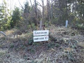 12-登り口沢山-1