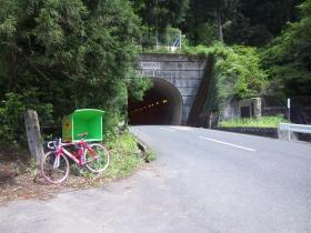 金谷トンネル