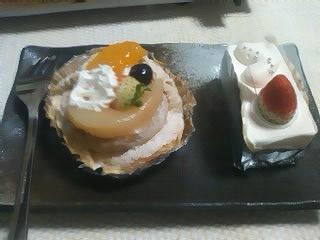 20091125ケーキ