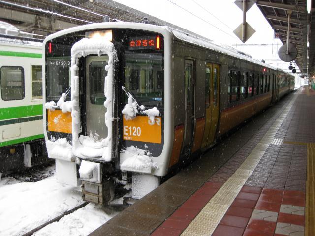 磐越西線2