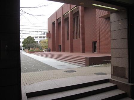 前田ホール