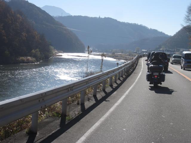 富士川R52号線