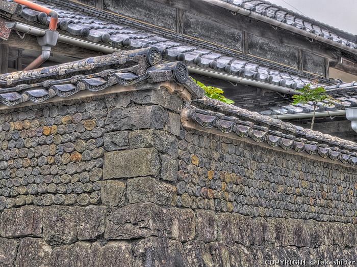 旅するTZRの文化財撮影記 室戸市吉良川町(高知) 【重伝建】