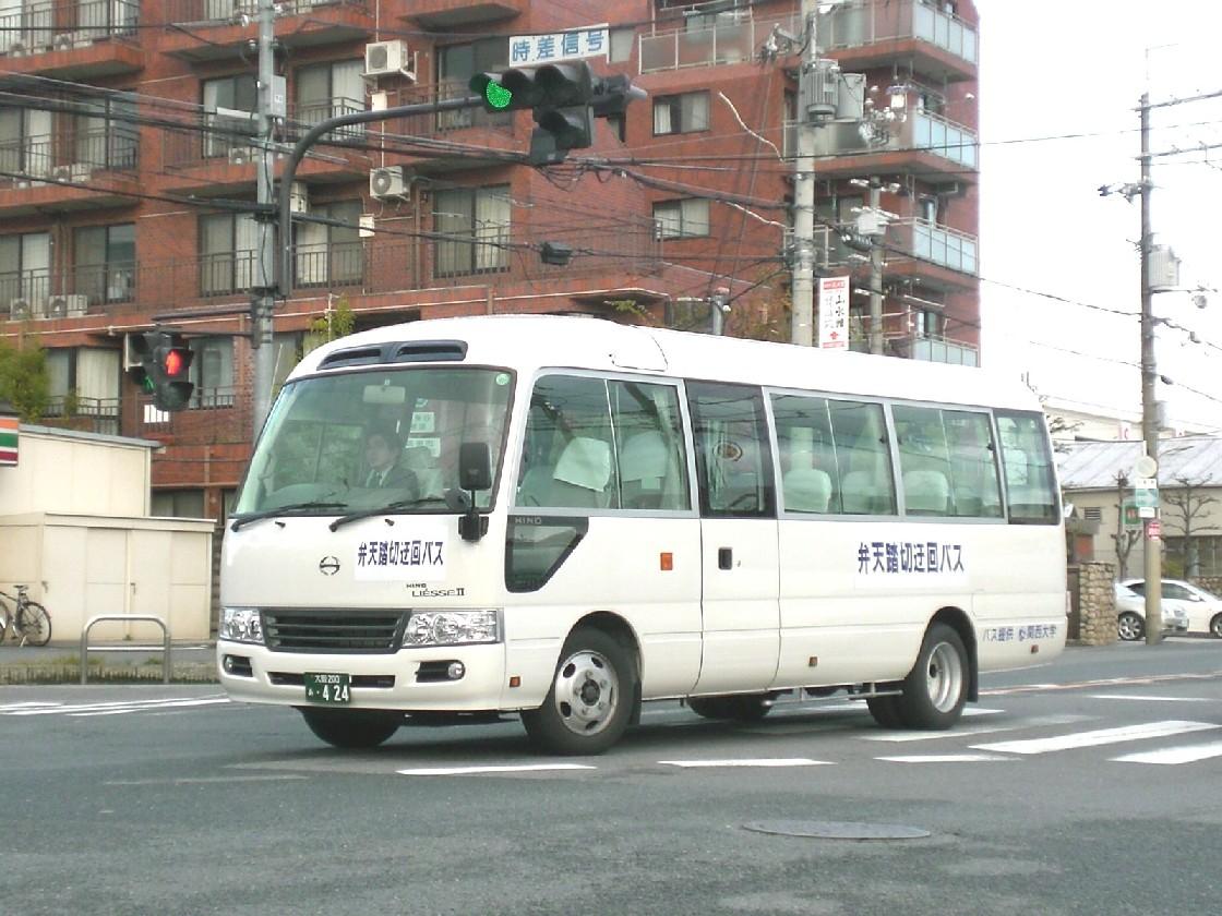 弁天シャトルバス