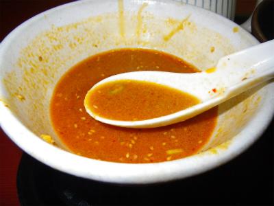 スープ旨し