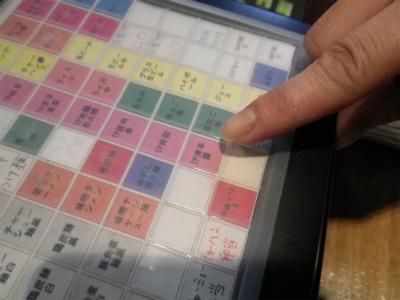 おねいさんの指w