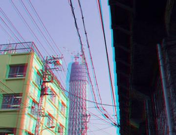 東京タワーより絵になれるか?