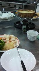 2009 12月 まごころ料理教室 チーズフォンデュ