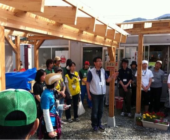 陸前高田市ボランティアセンター1