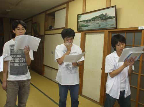 2009夏合宿12
