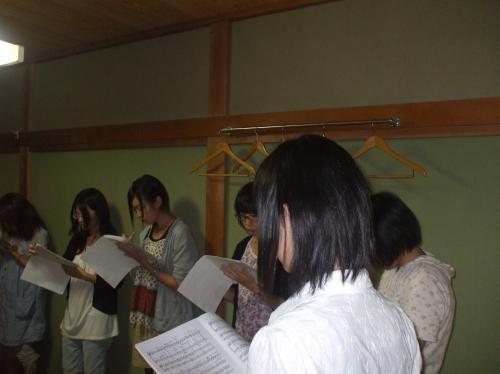 2009夏合宿11