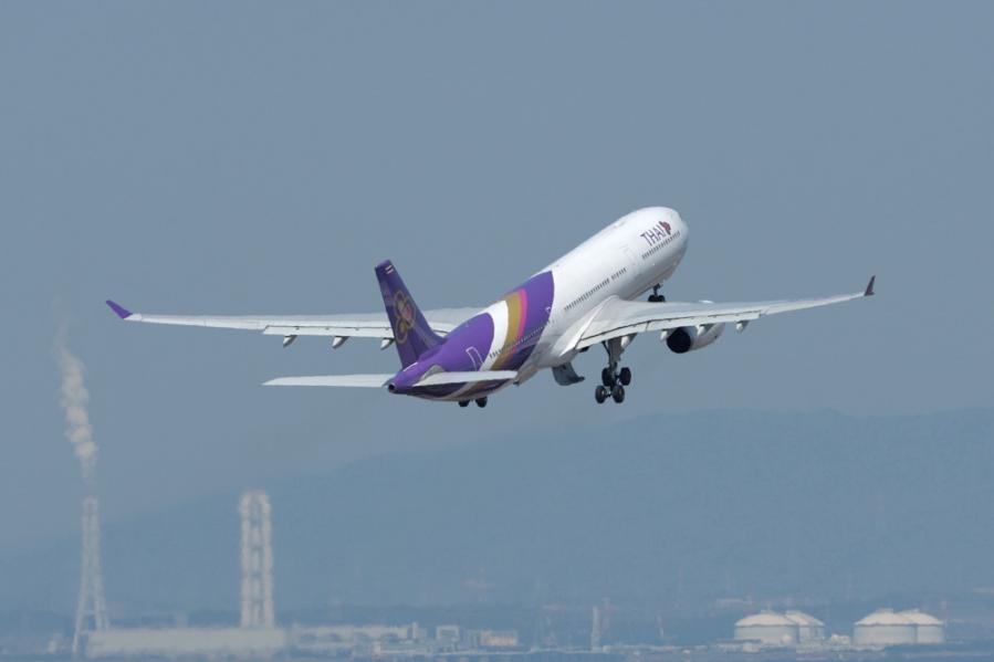 TG645 A330-343