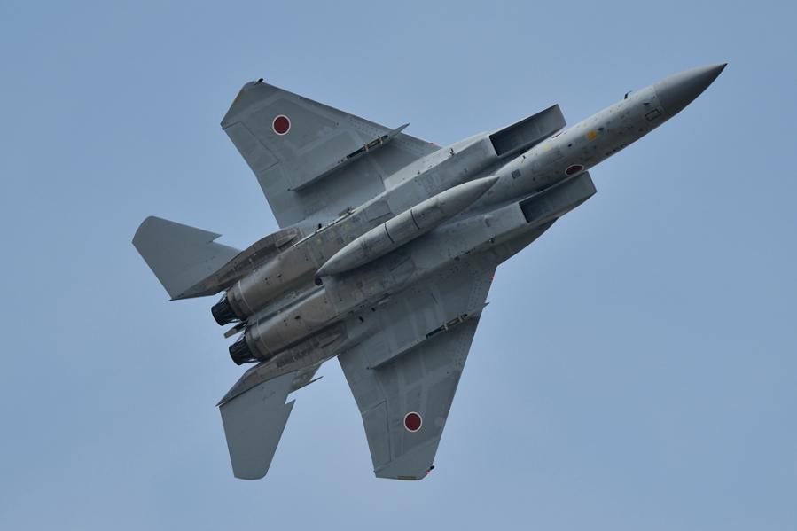 浜松基地F15b①