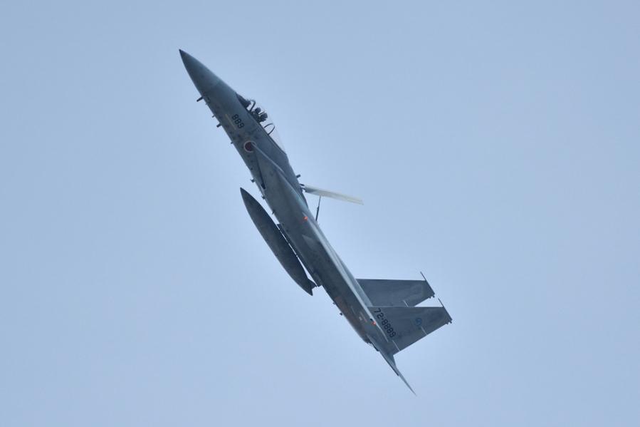 浜松基地F15b②