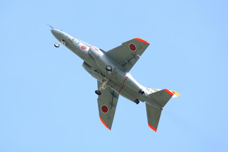 浜松基地T-4