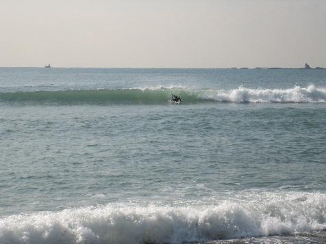 2月3日チサンの波2