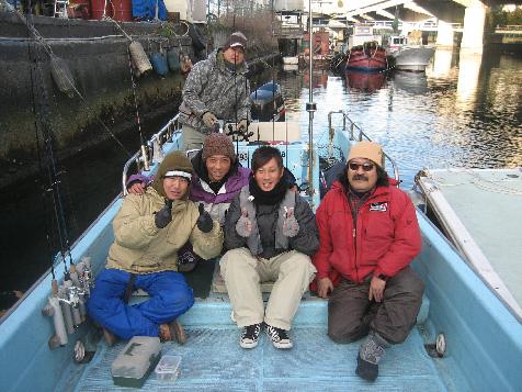 釣りカバ日誌1