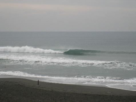2月17日の波