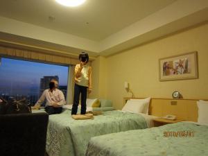 1055ホテル