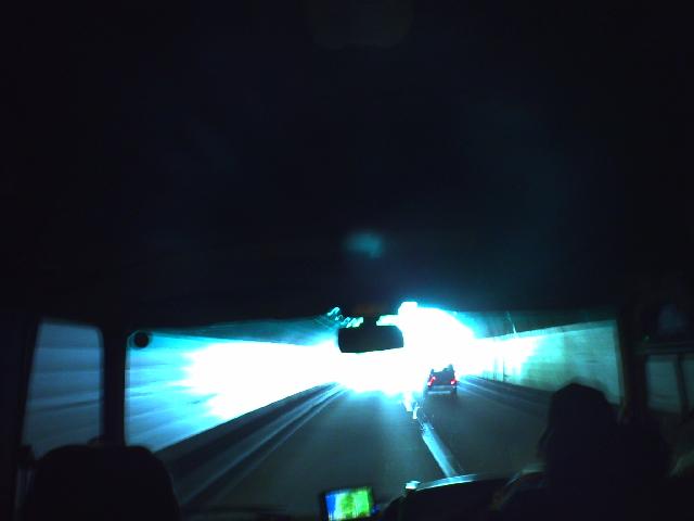 トンネルフラッシュ