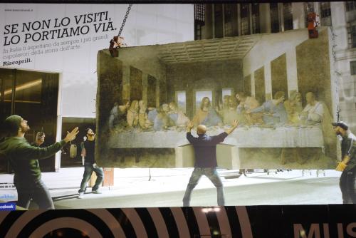 DSC 0141 convert 20100128001326 - ミラノの宝「最後の晩餐」について