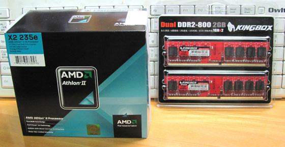 CPU+メモリ