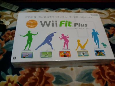 Wii Fit プラス