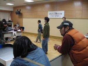 RCJ静岡ブロック大会見学!