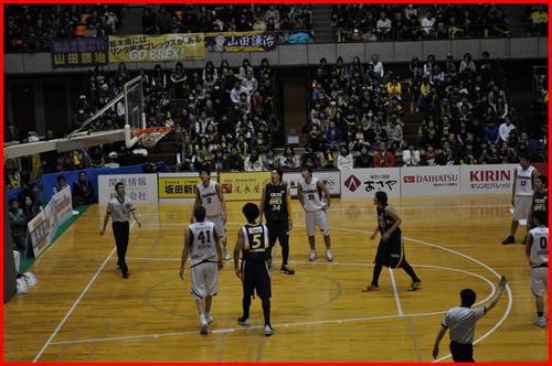 バスケ試合9