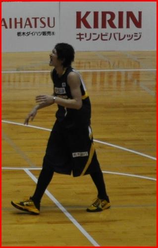 バスケ試合12