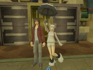 あいあい傘