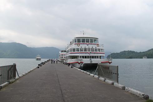 十和田湖遊覧船-1