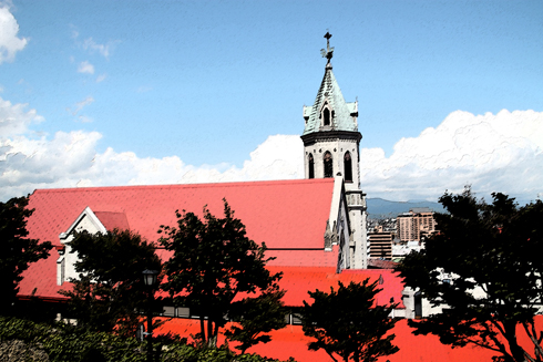 カトリック元町教会-8