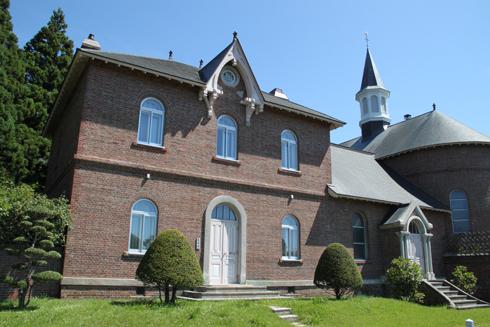トラピスチヌ修道院-1