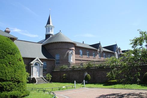 トラピスチヌ修道院-2