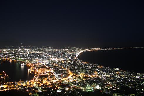 函館夜景-6