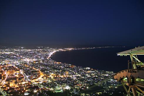 函館夜景-5