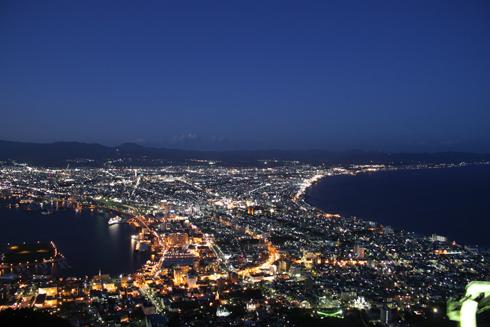 函館夜景-4